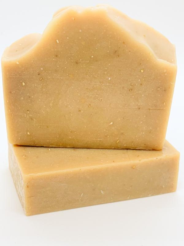 Oatmeal Milk Honey Soap
